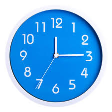 Modern Wall Clocks Color
