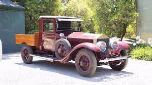 Rolls-Royce Pickup Might Sell For Less Than A New F-150 Limited 602 Best Ford 1930s Images On Pinterest Vintage Cars Antique Heartland Trucks Pickups Hap Moore Antiques Auctions 30 Photos Of Bakery And Bread From Between The Citroen Hy Online H Vans For Sale Wanted Whole In Glass Containers Home Vintage Milk Truck Sale Delivery 1936 Divco Delivery Truck Classiccarscom Cc885313 Model A Custom Car Can Solve New York Snow Milk Lost Toronto 1947 Coca Cola Coe Bw Fleece Blanket