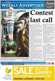 100 Chucks Trucks Forum The Weekly Advertiser Wednesday March 8 2017 By The Weekly