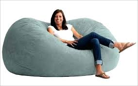 Big Joe Bean Bag Dorm Chair R Green