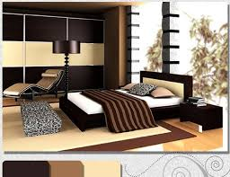 Coffee With Beige Bedroom