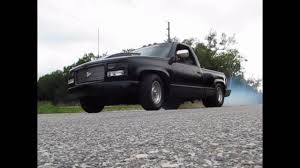 100 91 Chevy Truck 19 C1500 Prostreet Burnout YouTube