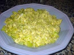 recette cuisine facile rapide recette de courgettes brouillées ultra simple et rapide
