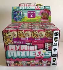My mini mixieq s Farmer pack Walmart only
