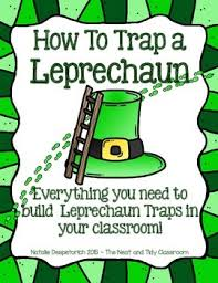 Leprechaun Trap Writing Teaching Resources
