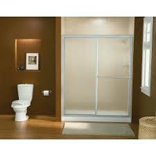 Sterling Finesse Frameless Sliding Shower Door 547548DRG05 Gus