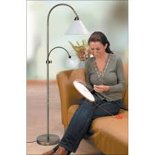 Ott Light Floor Lamp With Magnifier by Magnifying Floor Lamp Ectocon Com