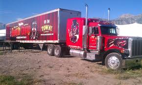 100 Texas Custom Trucks Terror Scare Zone