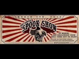 Halloween Club La Mirada Ca by Third Annual Halloween Club Spook Show Halloween Festival Youtube