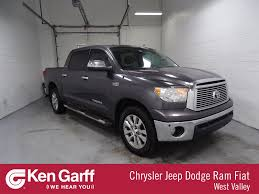 100 Tundra Truck For Sale PreOwned 2012 Toyota 2WD LTD Crew Cab Pickup 1DX2922A