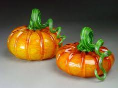 Blown Glass Pumpkins Boston by Glitzhome 7 09