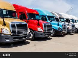 100 Used Freightliner Trucks Indianapolis Circa Image Photo Free Trial Bigstock