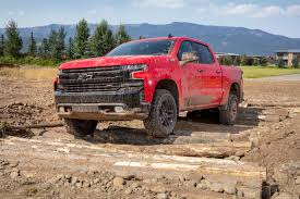 100 Truck Talk 2019 Chevy Silverado Trail Boss Brawny For The OffRoad