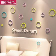 3d Wall Decor Bedroom Amazing Home Design Excellent To