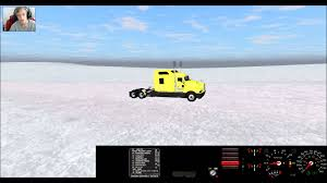 100 Ice Road Trucking Companies Rigs Of Rods Ice Road Trucking With A Kenworth K900 YouTube