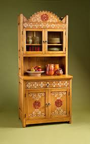 Truchas Trastero Southwest Furniture Santa Fe Style Spanish Craftsmen