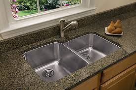 Apron Front Sink Home Depot Canada by Blanco Stellar U 1 Double Bowl Undermount Kitchen Sink Stainless
