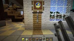 Minecraft Pe Room Decor Ideas by Minecraft Furniture Living Room Interior Design