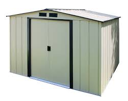 Suncast Garden Shed Taupe by Large Storage Sheds U0026 Buildings