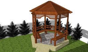 free woodworking plans garden gazebo custom sheds uk