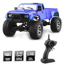 100 Best Electric Rc Truck Racing Climbing 116 RC Car Radio Control High Speed 4WD OffRoad