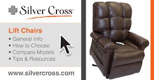 compare lift chairs silver cross