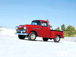 1958 Chevy Truck Apache Stepside For Sale – TeenCollective