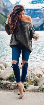 Uncategorized Fallts Best For Casual Chic Polyvore With Links To Purchase Women 2017casual 89 Stunning Fall
