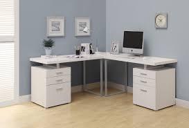 Ikea Micke Corner Desk White by Buy Computer Desk White L Shaped Corner Desk At Harvey U0026 Haley