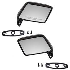 Amazon.com: Driver And Passenger Manual Side View Mirrors Paddle ... 2009 Ford F150 Driver Side Mirror Replacement 28 Images Buy 1990 Nissan Truck Rear Driver Side View Mirror Black Napa West Coast 7804 16 The Complete Replacement Cost Guide Nos Ford Outer Mirror Replacement Glass Transit Mk1 Mk2 D Truck Chevy Silverado Other Makesmodels Precut Custom Solutions Burco Inc Mirrors Luxury Heavy Duty Rh Dvids Images Soldier Cleans On Her M915a3 Truck Image 1 Heated Head Aw Direct Ford Car Perfect Convex Safety Stock Photos