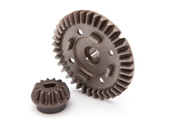Traxxas TRA8977 Rear Ring Gear Differential & Pinion Gear