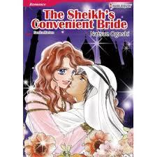 THE SHEIKHS CONVENIENT BRIDE Harlequin Comics