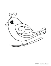 Bird Coloring Page Free Pages Plus Clever Design Excellent Ideas