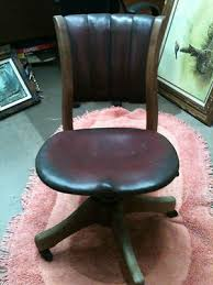 W H Gunlocke Chair Value by Furniture Antique Price Guide