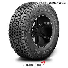 100 Lt Truck Tires Kumho Road Venture AT51 LT 30570R16 124121R BW 305 70 16 3057016