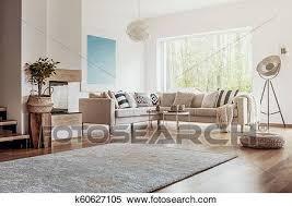 offener platz weiß wohnzimmer innere mit a groß