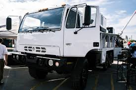 100 Service Truck This Acela Monterra Is A 66 Service Truck With A Battlefield Resume