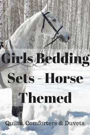 Twin Horse Bedding by Best 25 Bedding Sets For Girls Ideas On Pinterest Bedroom Sets