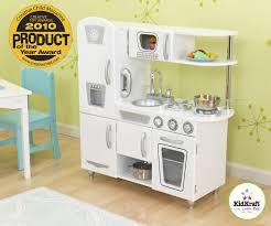 cuisine bois kidkraft kidkraft cuisine vintage blanche cuisine pour enfant à