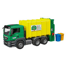 Bruder - Man TGS Rear Loading Garbage Truck - Green Concrete Mixer Toy Truck Ozinga Store Bruder Mx 5000 Heavy Duty Cement Missing Parts Truck Cstruction Company Mixer Mercedes Benz Bruder Scania Rseries 116 Scale 03554 New 1836114101 Man Tga City Hobbies And Toys 3554 Commercial Garbage Collection Tgs Rear Loading Mack Granite 02814 Kids Play New Ean 4001702037109 Man Tgs Mack 116th Mb Arocs By