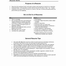 24 Resume Statement Sample Best Professional Resume Example