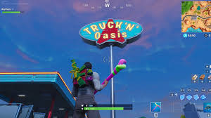 100 Truck Stop Finder Fortnite Truckers Oasis Location Where To Use Keep It Mello At A