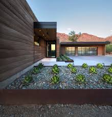 100 Modern Homes Arizona Fascinating Rammed Earth Home Piercing The Deserts Of