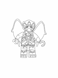 LEGO Chima Coloring Pages Printable