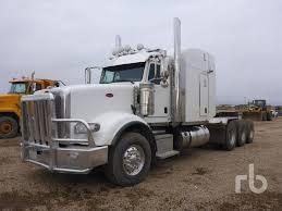 2015 PETERBILT 367 Sleeper Truck Tractor (Tri/A) Lot #45 | Ritchie ...