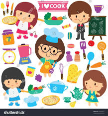 For Download Clip Art On Free Kids Kitchen Clipart Clean Play