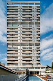 Basiches Arquitetos Associados Pascal Residential Tower Sao Paulo Brazil Designboom