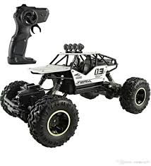 Alloy Off Road Four Wheeler Electric Remote Control Of The Car ...
