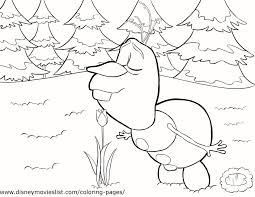 Frozen Coloring Pages To Print Lovely Kids Disney Summer Page Of