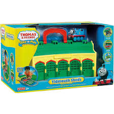 Thomas And Friends Tidmouth Sheds Wooden by Toys